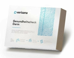 Gesundheitscheck Darm PLUS – Stuhltest für Leaky Gut/Durchlässiger Darm, Candida, Darmbakterien & Darmflora Status, Helicobacter-pylori, Alpha-1-Antitrypsin, Darmentzündungen – inkl. Laborbericht - 1