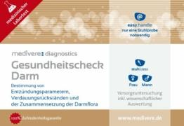 Medivere Gesundheitscheck Darm - 1