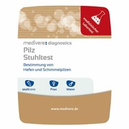 Medivere Pilz Stuhltest - 1
